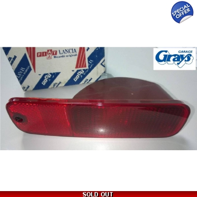 Fiat Barchetta Left-hand Rear Tail light | 46724576